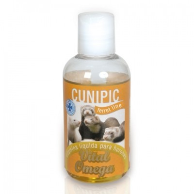 Cunipic Vital Omega aceite para hurones