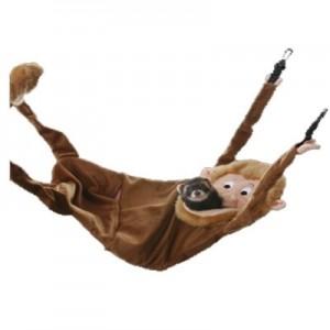 Marshall Hamaca escondite Mono para hurones