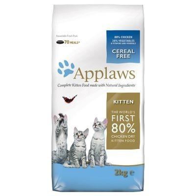 Applaws Kitten pienso para gatitos y hurones