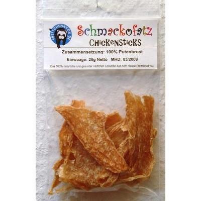 Frettchen4you ChickenSticks snack de pollo para hurones