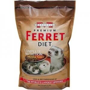 Marshall Premium Ferret Diet pienso para hurones