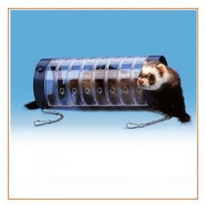Ferplast Tubo de plastico recto para hurones