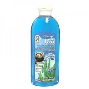 ICA Champo para hurones con Aloe Vera 300 ml + 100 ml Gratis