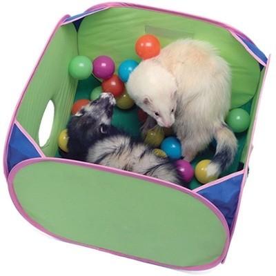 Marshall Pop-N-Play Ball juguete para hurones