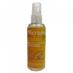 Microdor BODY desodorante eliminador del olor corporal