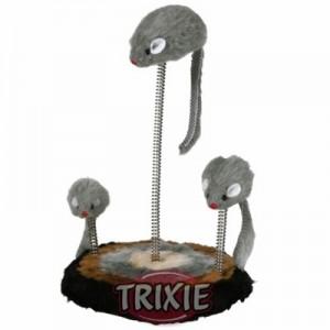 Trixie Juguete con muelles y ratones para hurones
