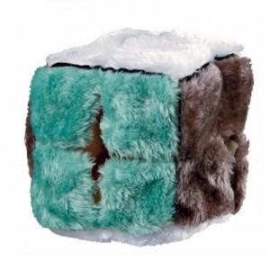 Trixie Juguete cubo esconde para hurones