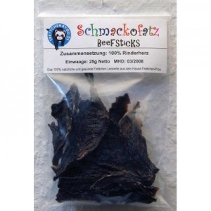 Frettchen4you Snacks BeefSticks de carne vaca para hurones