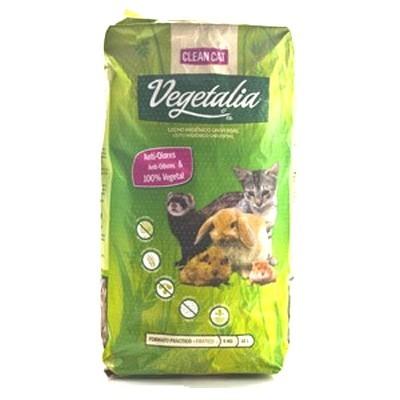 Vegetalia Lecho Higienico vegetal de trigo para hurones