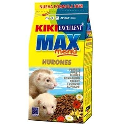 KIKI Max Menu comida para hurones