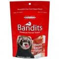 Marshall Bandits Ferret golosinas de Bacon para hurones