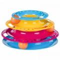 Trixie Juguete torre circulo con pelotas