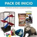 PACK INICIO - (Huron y Accesorios)