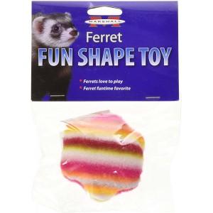 Marshall Fun Shape Toys juguete para hurones