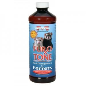 Marshall Furo-Tone acidos grasos para pelo y piel de hurones