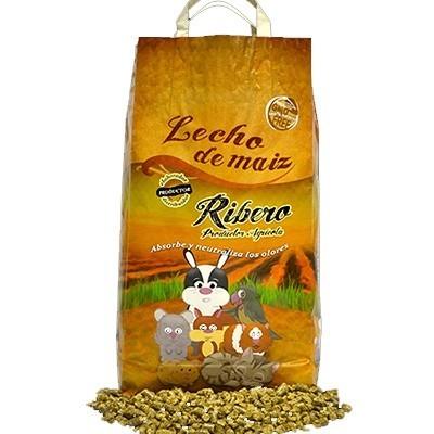 Ribero Lecho de Maiz Biodegradable 5 Kg