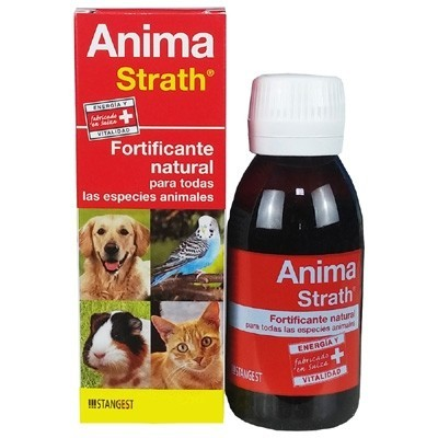 Vitaminas Anima Strath para hurones