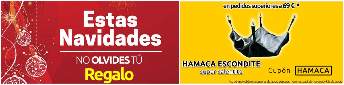 ICA HAMACA ESCONDITE PARA HURONES