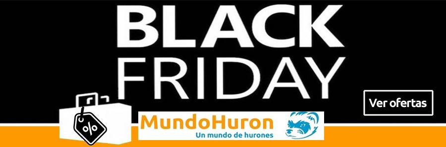 OFERTAS BLACK FRIDAY en MUNDOHURON.COM